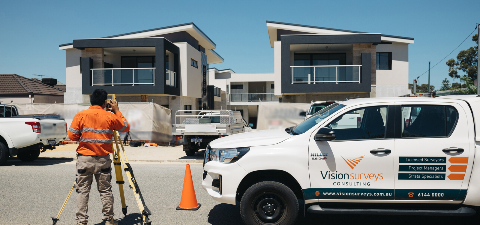 Vision Surveys Consulting